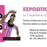 affiche expo site